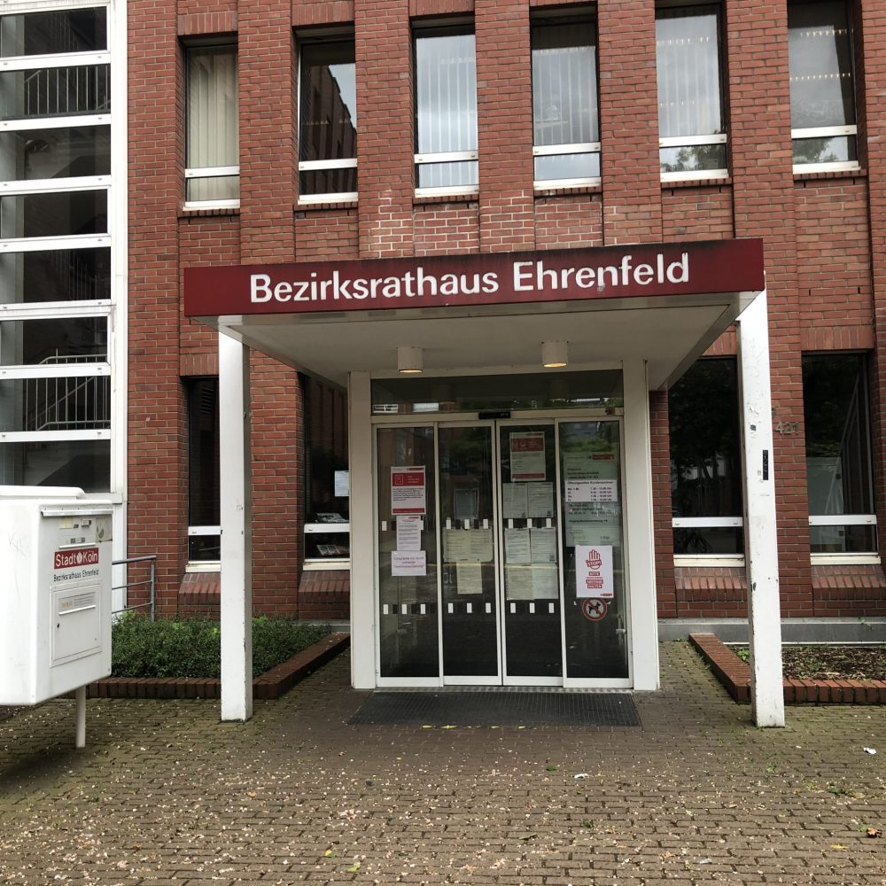 Bezirksrathaus-Ehrenfeld